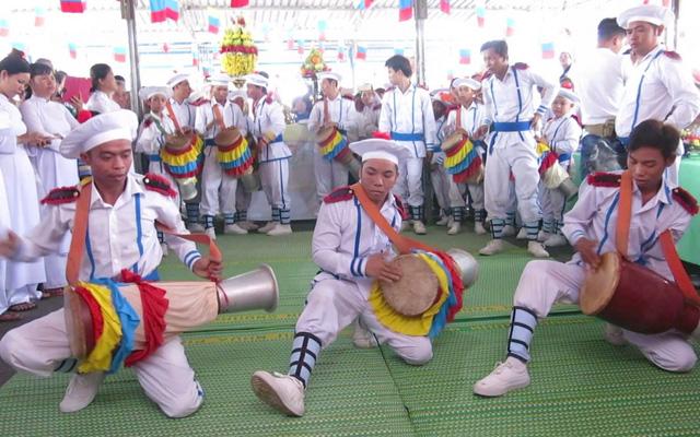 Bảo vệ và phát huy giá trị di sản văn hóa phi vật thể quốc gia trên địa bàn tỉnh Tây Ninh - Ảnh 1.