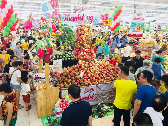 Central Group Việt Nam quảng bá, tiêu thụ 500 tấn Thanh long Bình Thuận  - Ảnh 1.
