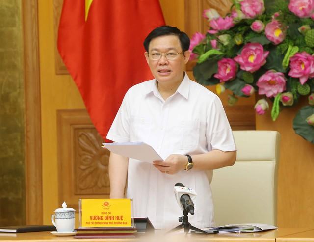 Phó Thủ tướng đề nghị lưu ý các doanh nghiệp hoạt động trong lĩnh vực bất động sản phát hành trái phiếu - Ảnh 1.
