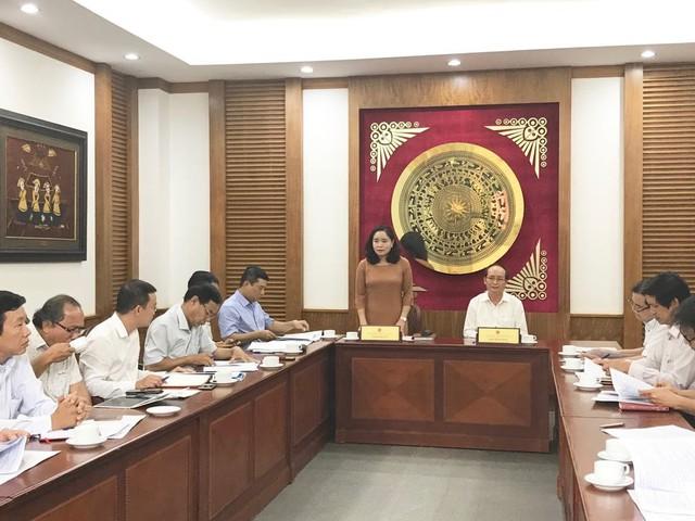 Thứ trưởng Trịnh Thị Thủy: Ngày hội VHTTDL đồng bào Chăm thể hiện tinh thần đại đoàn kết cộng đồng dân tộc Chăm trên cả nước - Ảnh 1.