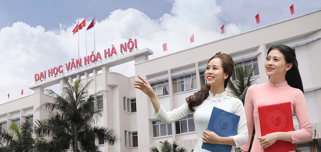 Năm 2020, trường Đại học Văn hóa Hà Nội dự kiến tuyển 1.550 chỉ tiêu đại học chính quy - Ảnh 1.