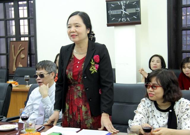 Tạo cơ hội cho người khiếm thị được học tập suốt đời - Ảnh 1.
