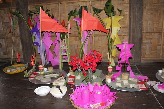 Tái hiện Lễ giải hạn đầu năm của dân tộc Tày, Nùng  - Ảnh 2.