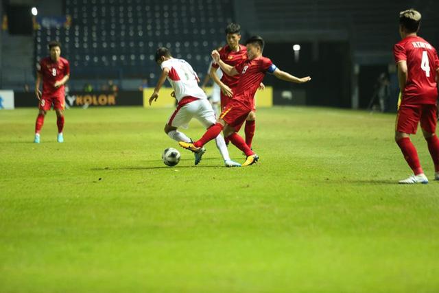 Gặp đối thủ khó, U23 Việt Nam tiếp tục bị cầm chân - Ảnh 2.