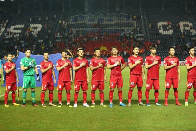 [Trực tiếp] U23 Việt Nam - U23 Jordan: Hiệp 1 kết thúc, tỷ số tạm hòa 0-0 - Ảnh 4.