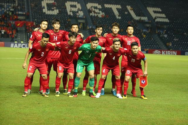 [Trực tiếp] U23 Việt Nam - U23 Jordan: Hiệp 1 kết thúc, tỷ số tạm hòa 0-0 - Ảnh 5.