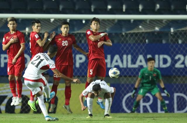 """HLV U23 Jordan: """"Đây không phải kết quả tôi mong muốn"""" - Ảnh 1."""