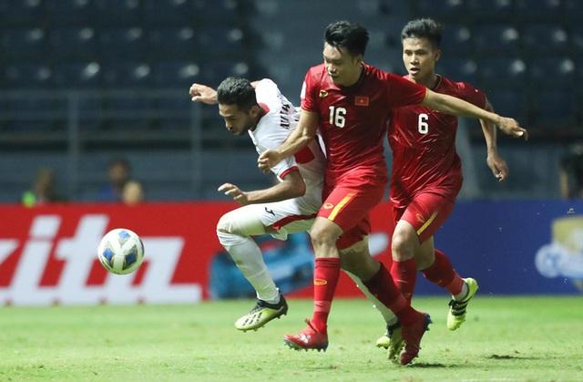 Gặp đối thủ khó, U23 Việt Nam tiếp tục bị cầm chân - Ảnh 3.