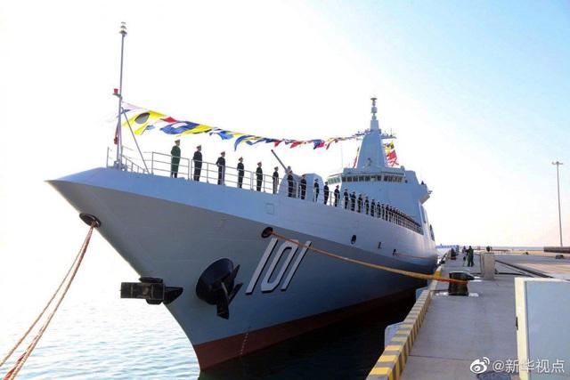 """Biên chế tàu khu trục tối tân: Trung Quốc tạo """"bước nhảy vọt"""" cho hải quân - Ảnh 1."""