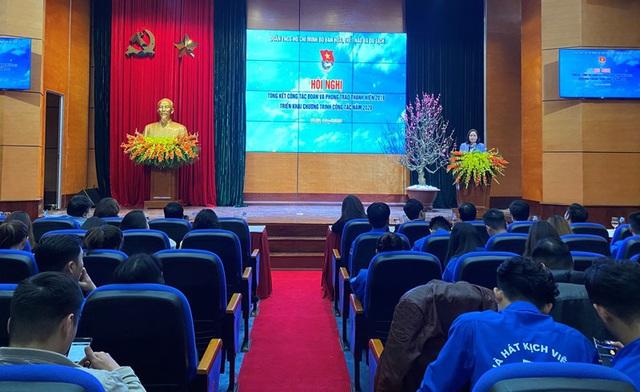 Đoàn Thanh niên Bộ VHTTDL đã có những đóng góp vào thành công chung của ngành trong năm 2019 - Ảnh 1.