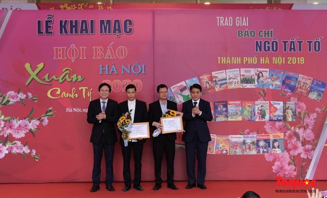 Khai mạc Hội báo xuân Canh Tý - Hà Nội 2020 - Ảnh 9.