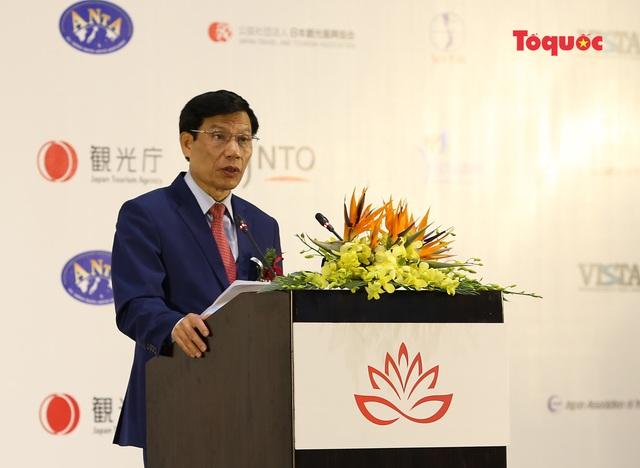 Bộ trưởng Nguyễn Ngọc Thiện: Khách du lịch Nhật Bản đến Việt Nam ngày càng tăng - Ảnh 2.