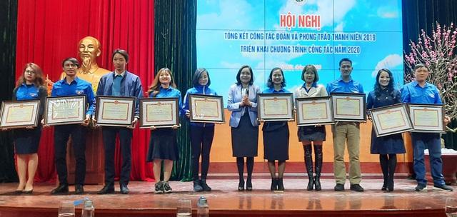 Đoàn Thanh niên Bộ VHTTDL đã có những đóng góp vào thành công chung của ngành trong năm 2019 - Ảnh 2.