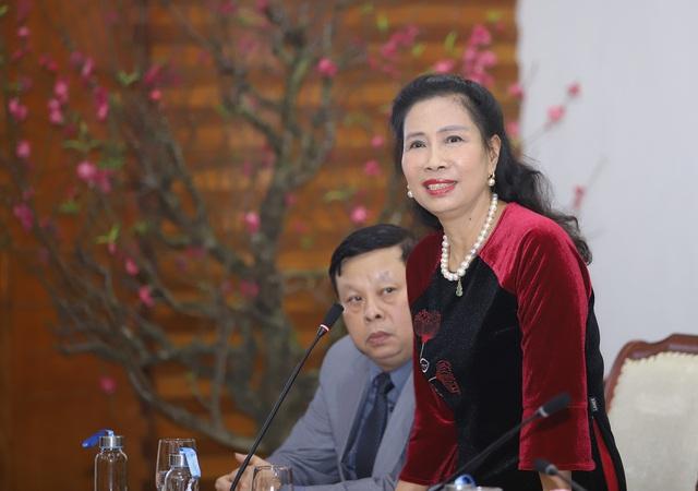Trao tặng nhiều Huân chương của Chủ tịch nước, Bằng khen của Thủ tướng Chính phủ cho các tập thể, cá nhân xuất sắc thuộc Bộ VHTTDL - Ảnh 5.