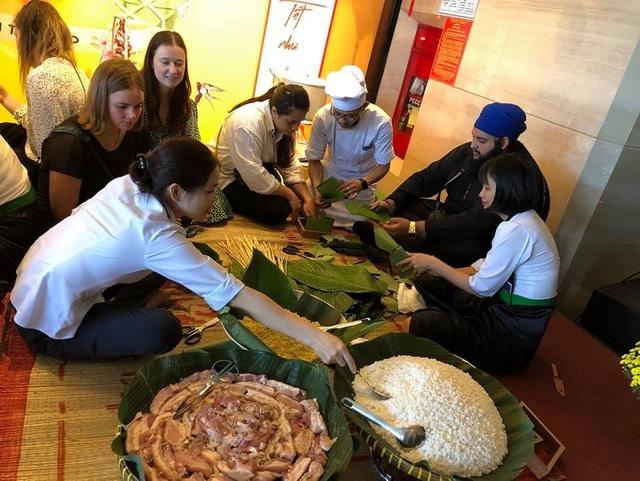 40 ngày trải nghiệm văn hóa, du lịch Việt Nam của nhóm sinh viên New Zealand - Ảnh 3.