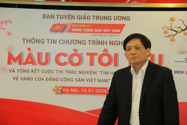 Trên 50 triệu lượt truy cập tìm hiểu lịch sử Đảng Cộng sản Việt Nam - Ảnh 1.