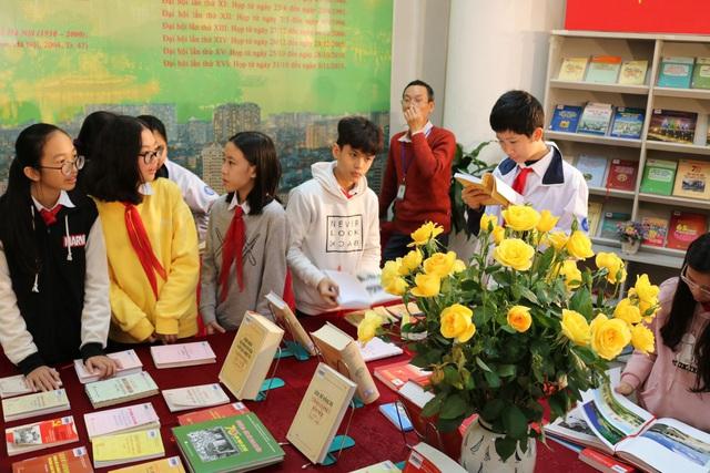 Tổ chức các hoạt động kỷ niệm các ngày lễ năm 2020 trong hệ thống thư viện công cộng - Ảnh 1.