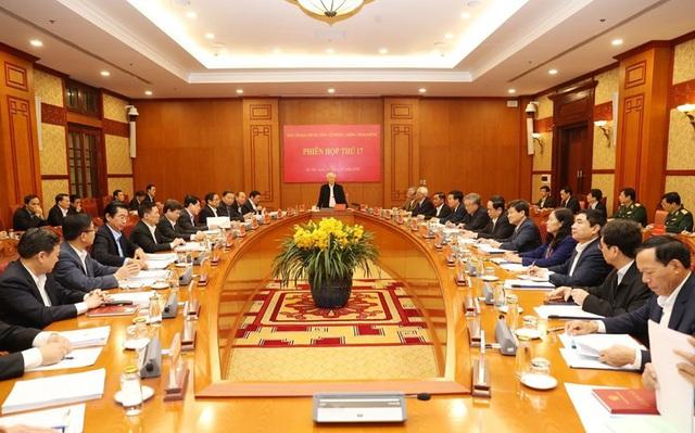 Hình ảnh Tổng Bí thư, Chủ tịch nước chủ trì phiên họp về phòng chống tham nhũng - Ảnh 5.