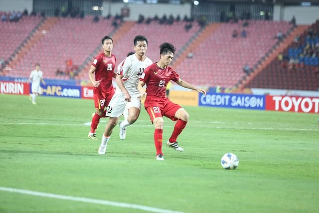 U23 Việt Nam dừng bước tại VCK U23 Châu Á 2020 - Ảnh 1.