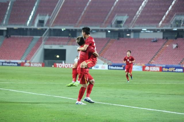 U23 Việt Nam dừng bước tại VCK U23 Châu Á 2020 - Ảnh 6.