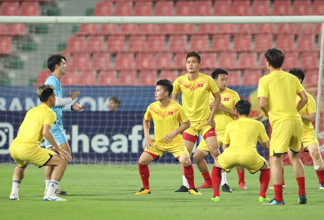 U23 Việt Nam dừng bước tại VCK U23 Châu Á 2020 - Ảnh 13.