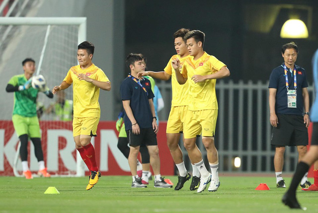 U23 Việt Nam dừng bước tại VCK U23 Châu Á 2020 - Ảnh 11.
