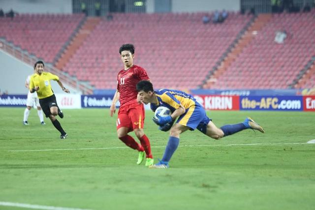 U23 Việt Nam dừng bước tại VCK U23 Châu Á 2020 - Ảnh 3.