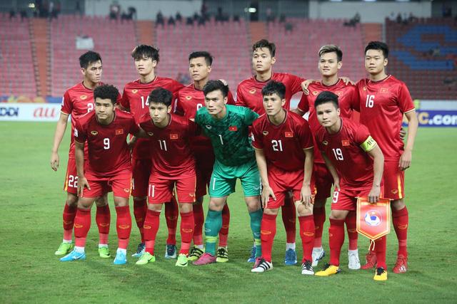 U23 Việt Nam dừng bước tại VCK U23 Châu Á 2020 - Ảnh 8.