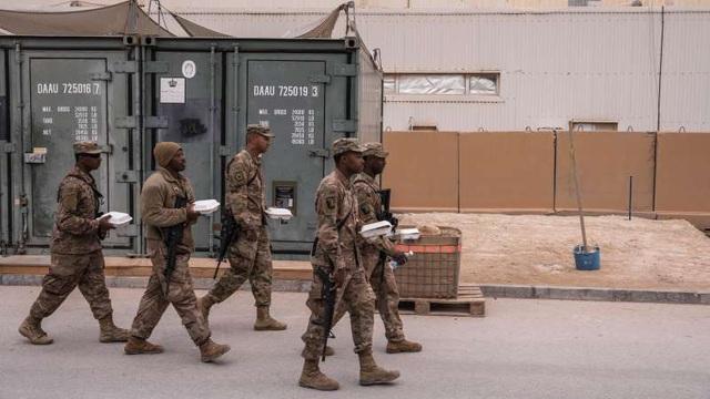 Bất chấp tín hiệu rắn từ Iraq, quân sự Mỹ tiếp tục sự hiện diện - Ảnh 1.