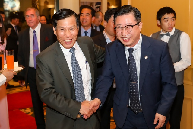Bộ trưởng Nguyễn Ngọc Thiện tiếp các Đại sứ nước ngoài tại Việt Nam nhân dịp Tết Canh Tý 2020 - Ảnh 2.