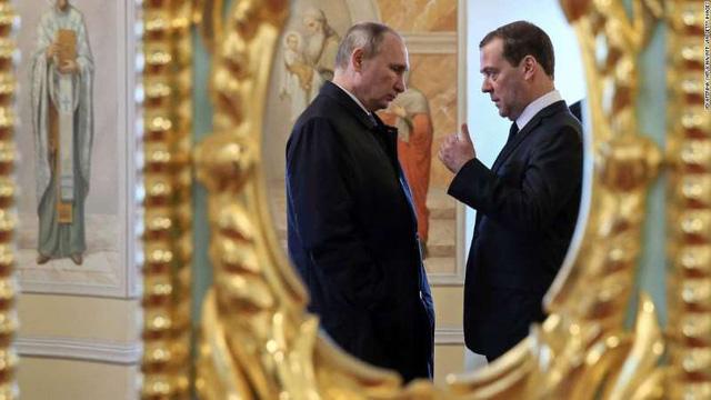 """Lộ nguyên nhân bất khả kháng khiến Tổng thống Putin giữ bí mật kế hoạch """"chính phủ từ chức"""" tới phút chót - Ảnh 1."""