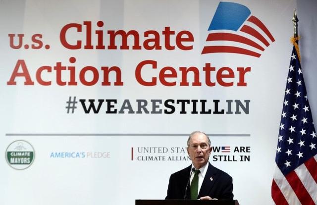 Tỷ phú Bloomberg tung chiêu đón bầu cử tổng thống Mỹ - Ảnh 1.