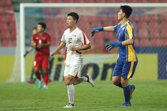 HLV U23 Triều Tiên nói gì sau trận đấu với U23 Việt Nam? - Ảnh 1.