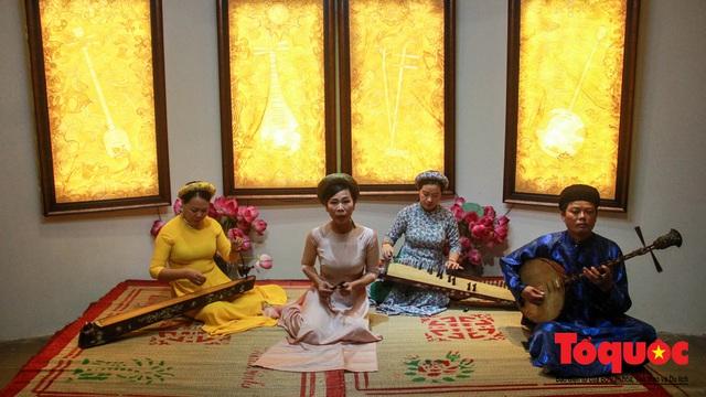 Thừa Thiên Huế tích cực bảo tồn, phát huy giá trị di sản từ trong trường học - Ảnh 4.