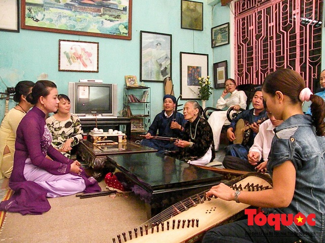 Thừa Thiên Huế tích cực bảo tồn, phát huy giá trị di sản từ trong trường học - Ảnh 5.