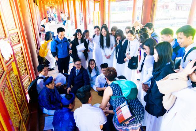 Thừa Thiên Huế tích cực bảo tồn, phát huy giá trị di sản từ trong trường học - Ảnh 2.