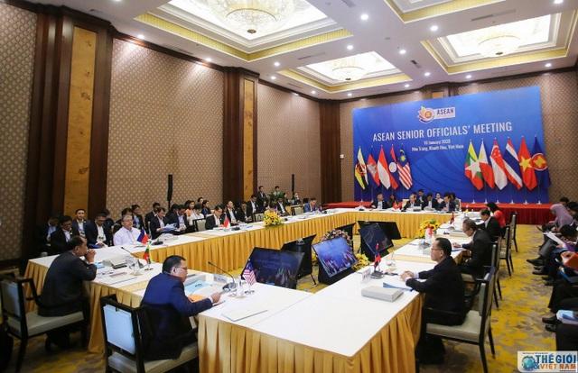 Là Chủ tịch ASEAN 2020, Việt Nam sẽ phấn đấu hết sức mình vì thành công của Cộng đồng ASEAN - Ảnh 1.