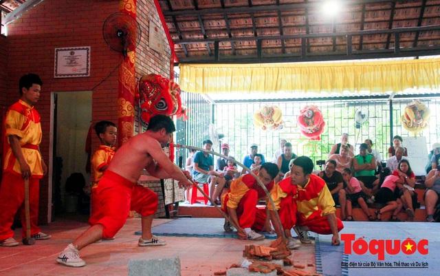 Gặp gia đình võ sư 5 đời giữ lửa cho võ cung đình Huế - Ảnh 5.
