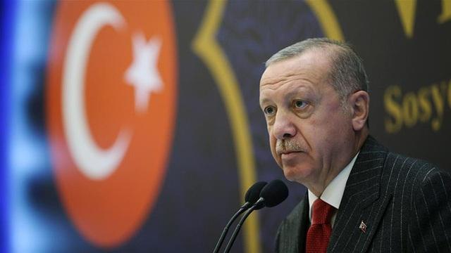 Tổng thống Thổ cảnh báo loạt nguy cơ cho châu Âu từ tồn vong của chính quyền Libya - Ảnh 1.