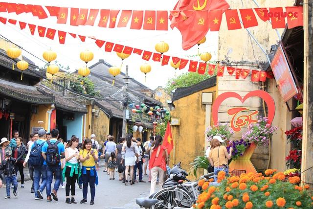 Nhiều hoạt động văn hóa, giải trí hấp dẫn ở Hội An dịp Tết Nguyên đán - Ảnh 1.