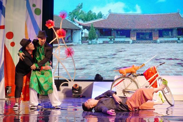 """Nhà hát Tuổi trẻ ra mắt chùm hài kịch- ca nhạc """"Chào 2020 – Lời chúc đầu xuân"""" - Ảnh 2."""