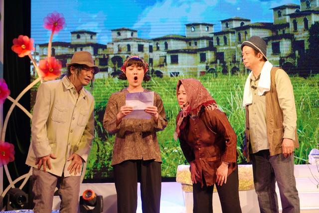 """Nhà hát Tuổi trẻ ra mắt chùm hài kịch- ca nhạc """"Chào 2020 – Lời chúc đầu xuân"""" - Ảnh 1."""