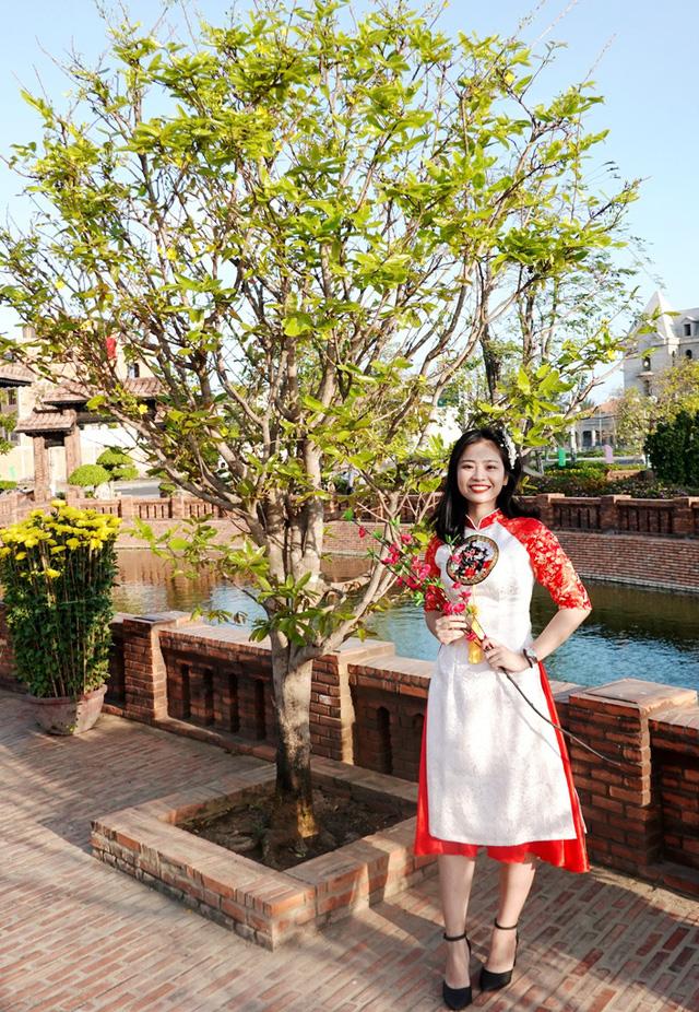 Ngắm mai vàng đón xuân tại Thanh Minh Tự - Ảnh 4.