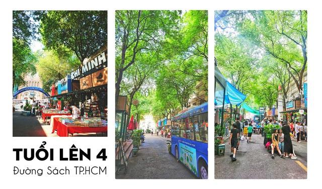 Khẳng định thương hiệu Đường sách Thành phố Hồ Chí Minh - Ảnh 3.