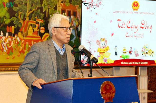 Cộng đồng Kiều bào tại Lào, Đức và Trung Quốc tưng bừng tổ chức Tết cộng đồng chào mừng Xuân Canh Tý - Ảnh 3.