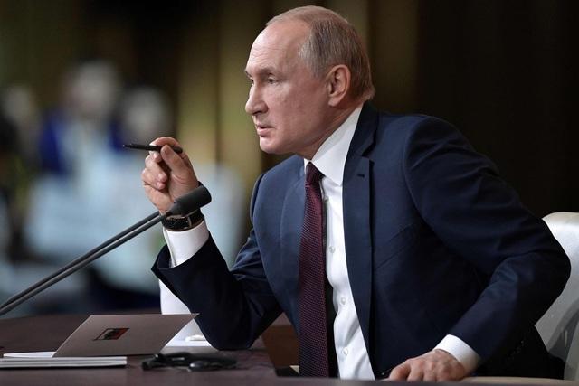 Nga định vị sức mạnh trên sân khấu toàn cầu - Ảnh 1.