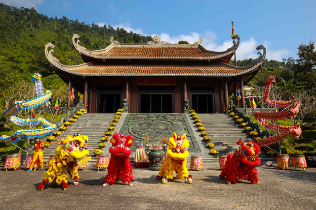 Đến Đà Nẵng dịp Tết Nguyên đán Canh Tý nhớ tham gia Lễ hội Thần Tài - Ảnh 1.