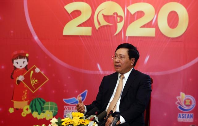 Vai trò kép trong năm 2020 là cơ hội cho Việt Nam thể hiện vai trò, trách nhiệm - Ảnh 1.