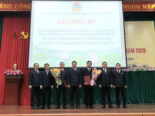 Nhân sự mới Hà Nội, Thành phố Hồ Chí Minh, Bình Thuận - Ảnh 2.