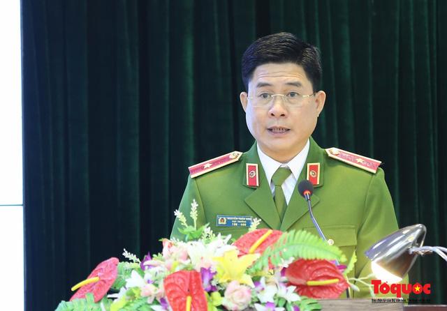 Lực lượng Cảnh sát PCCC và CNCH phát động học tập tấm gương của 3 liệt sĩ hi sinh vì bình yên cuộc sống - Ảnh 2.